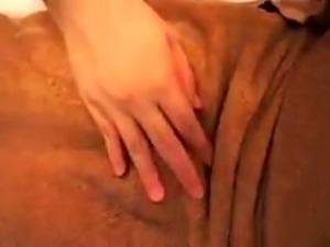 Amateur Oriental girl with small tits enjoys a deep banging