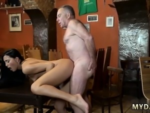 Old young squirt and crazy mom anal fucking Can you trust