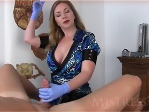 More therapy..sit back have poppers..follow instructions