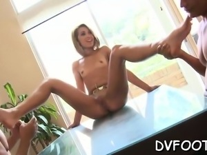 Pipe loving beautiful adorable babe got drilled