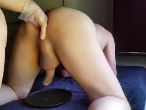 Manual Prostate Milking