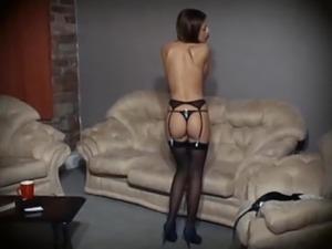 SOS - tiny dancer lingerie striptease