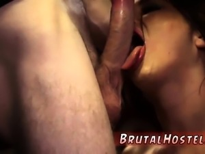 Slave party and hard bondage gangbang first time Excited you