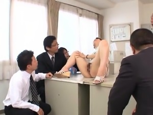 Ambitious eastern girlfriend Yuu Kawakami fucked good