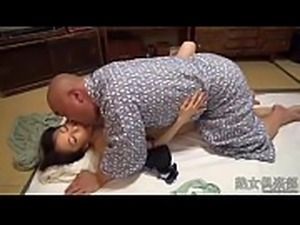 Japanese Father in Law uncensored