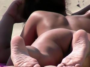 Amateurs Nudists Beach Voyeur - Compilation Series Vol. 2