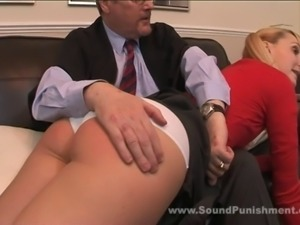 School party caning