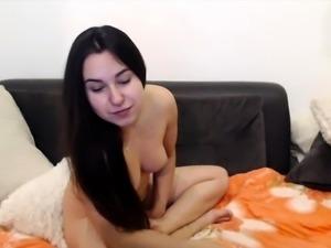 Mature redhead milf in erotic lesbian and masturbation clip